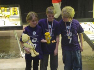Robot-konkurrencen 1-premie. Foto:Liva L. Nielsen