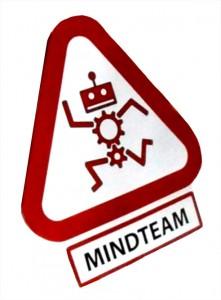 Mindteam's logo til FLL 2010 i Sorø